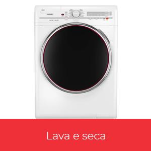 Maquinas Lava e Seca